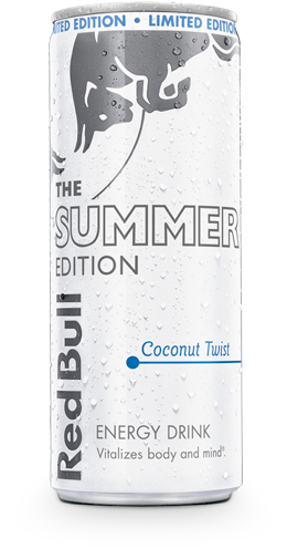 The Red Bull Summer Edition