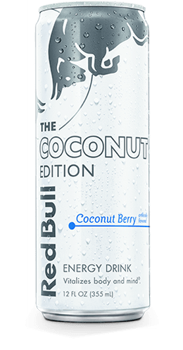 The Red Bull Coconut Edition