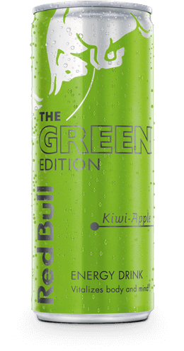 Red Bull Green Edition
