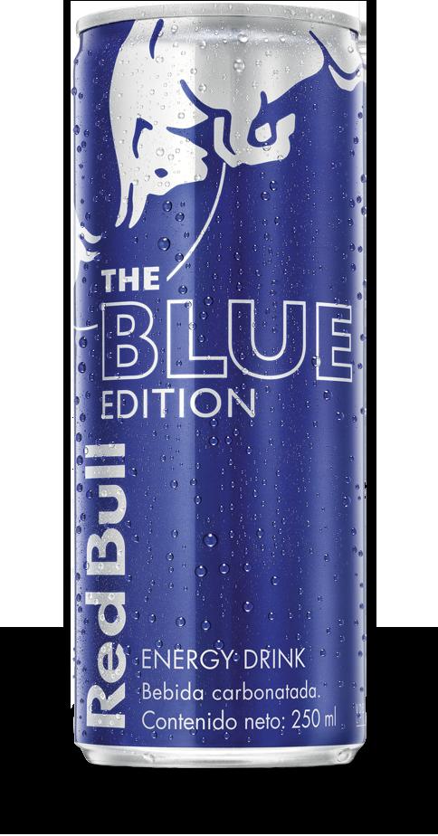 Red Bull Blue Edition - Sabor Mora Azul
