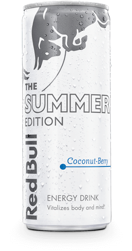 Red Bull the Summer Edition