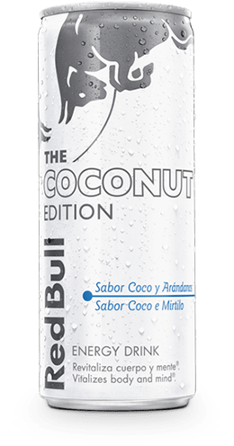 Red Bull Coconut Edition
