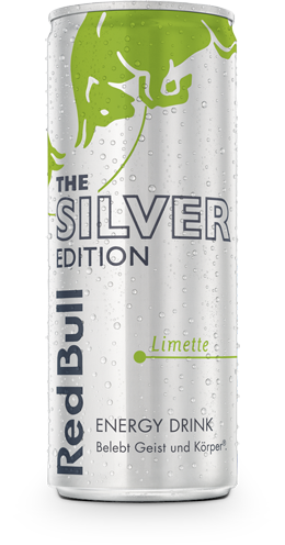 Red Bull Silver Edition Lime